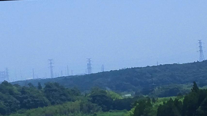 <p>福島原発付近</p>